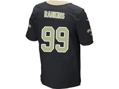 New Orleans Saints Sheldon Rankins Nike NFL Men's Game Jersey