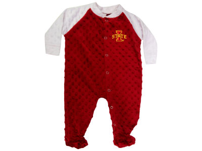 Iowa State Cyclones NCAA Newborn Two-Tone Romper