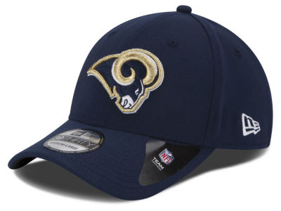 Los Angeles Rams New Era NFL Team Classic 39THIRTY Cap