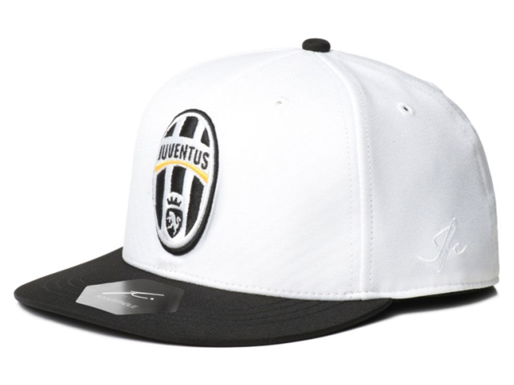 Juventus Fan Ink FI Collection Core Adjustable Cap  7767f5cd0f66