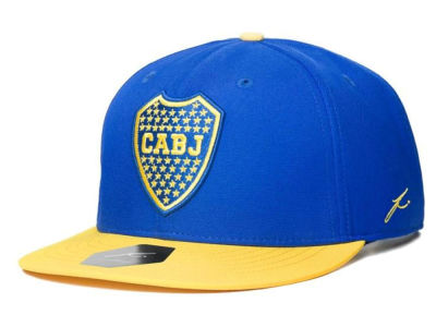 Boca Juniors FI Collection Core Adjustable Cap