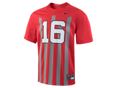 Ohio State Buckeyes NCAA Youth Limited Plus Football Jersey