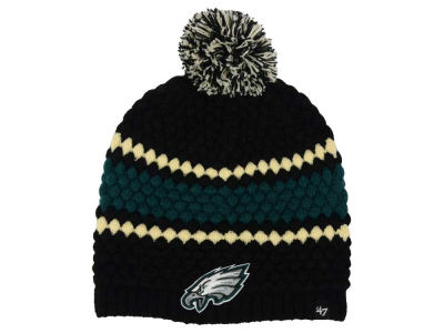 Philadelphia Eagles NFL Women's Leslie Pom Knit