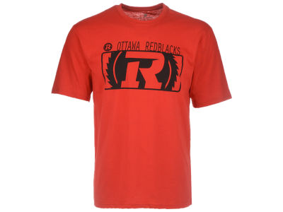 Ottawa RedBlacks CFL Men's High Density T-Shirt