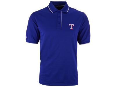 Texas Rangers MLB Men's Elite Performance Polo Shirt