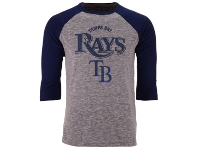 Tampa Bay Rays MLB Men's Fast Win Raglan T-Shirt