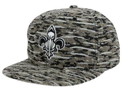 New Orleans Pelicans Mitchell & Ness NBA Rugged Snapback Cap