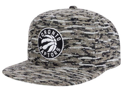 Toronto Raptors Mitchell and Ness NBA Rugged Snapback Cap