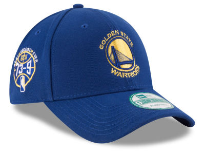 Golden State Warriors New Era NBA GSW 73-9 Collection 9FORTY Cap