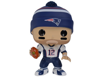 New England Patriots Tom Brady POP! Vinyl Figure Wave 3