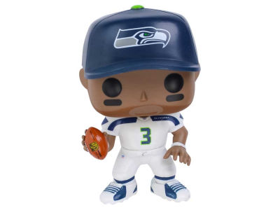 Seattle Seahawks Russell Wilson POP! Vinyl Figure Wave 3