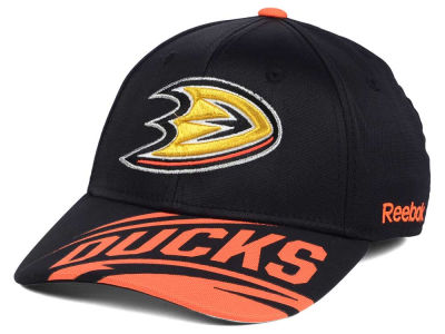 Anaheim Ducks NHL Left Wing Flex Cap