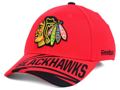 Chicago Blackhawks NHL Left Wing Flex Cap