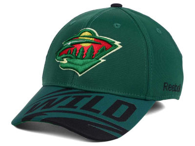 Minnesota Wild NHL Left Wing Flex Cap