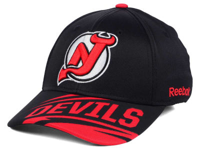 New Jersey Devils Reebok NHL Left Wing Flex Cap