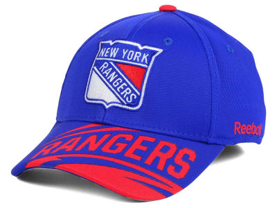 New York Rangers NHL Left Wing Flex Cap