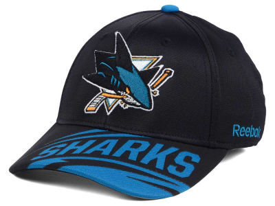 San Jose Sharks NHL Left Wing Flex Cap