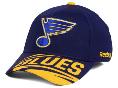 St. Louis Blues NHL Left Wing Flex Cap