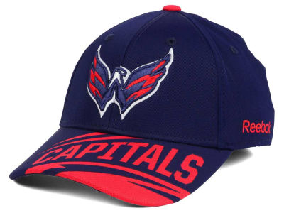 Washington Capitals NHL Left Wing Flex Cap