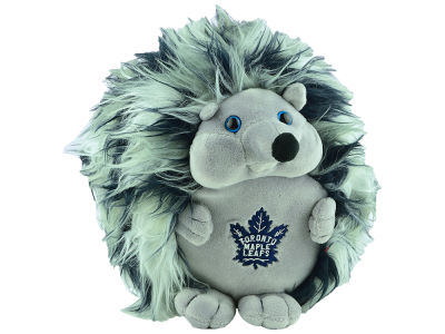 Toronto Maple Leafs Fluffy Hedgehog