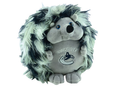 Vancouver Canucks Fluffy Hedgehog