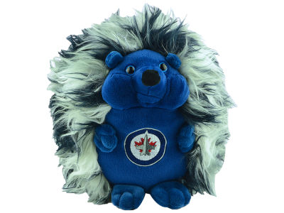Winnipeg Jets Fluffy Hedgehog