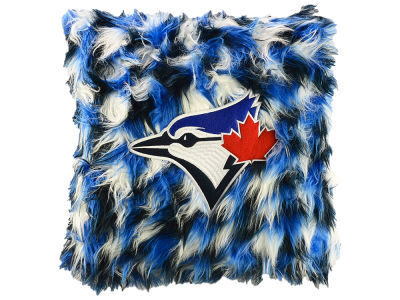 Toronto Blue Jays Fluffy Pillow