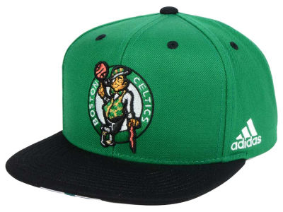 Boston Celtics adidas NBA Courtside Snapback Cap