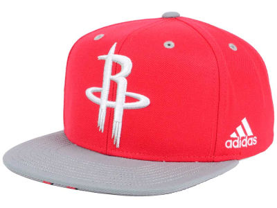 Houston Rockets adidas NBA Courtside Snapback Cap