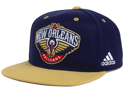 New Orleans Pelicans adidas NBA Courtside Snapback Cap