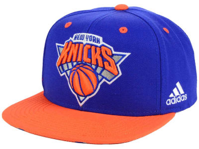 New York Knicks adidas NBA Courtside Snapback Cap