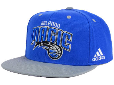Orlando Magic adidas NBA Courtside Snapback Cap
