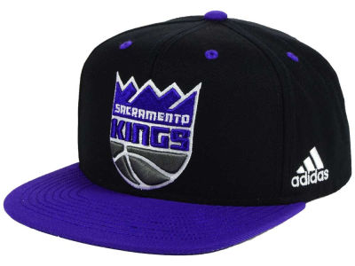 Sacramento Kings adidas NBA Courtside Snapback Cap