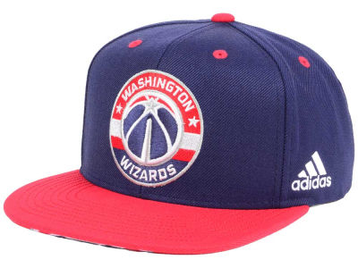 Washington Wizards adidas NBA Courtside Snapback Cap
