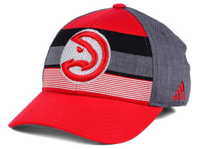 Atlanta Hawks adidas NBA Tri-Color Flex Cap