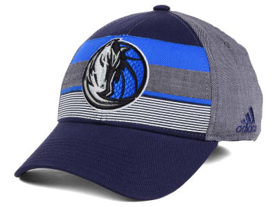Dallas Mavericks adidas NBA Tri-Color Flex Cap