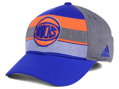 New York Knicks adidas NBA Tri-Color Flex Cap