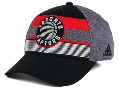 Toronto Raptors adidas NBA Tri-Color Flex Cap