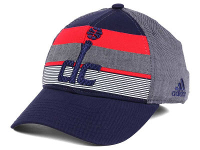 Washington Wizards adidas NBA Tri-Color Flex Cap