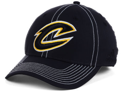 Cleveland Cavaliers adidas NBA Black Color Pop Flex Cap