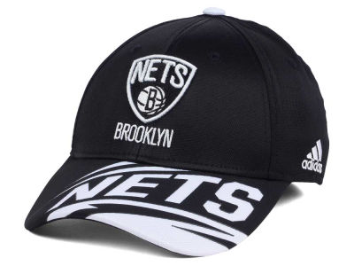 Brooklyn Nets adidas NBA Layup Flex Cap