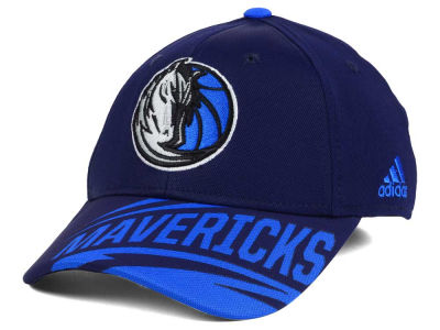Dallas Mavericks adidas NBA Layup Flex Cap
