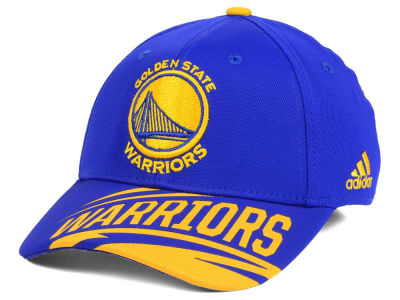 Golden State Warriors adidas NBA Layup Flex Cap