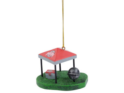 Ohio State Buckeyes Tailgate Tent Ornament