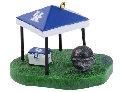 Kentucky Wildcats Tailgate Tent Ornament