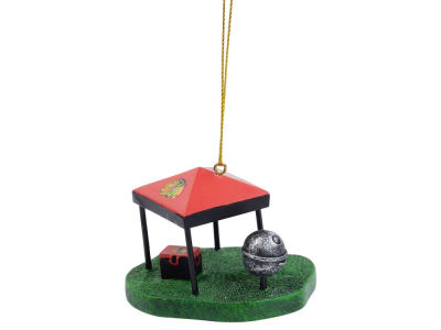 Chicago Blackhawks Tailgate Tent Ornament