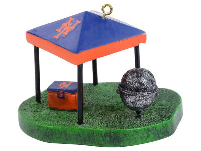 New York Mets Tailgate Tent Ornament