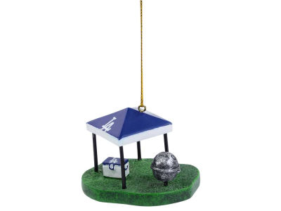 Los Angeles Dodgers Tailgate Tent Ornament