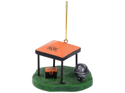 Oklahoma State Cowboys Tailgate Tent Ornament