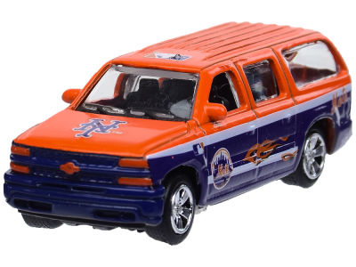 New York Mets 1:64 Suburban